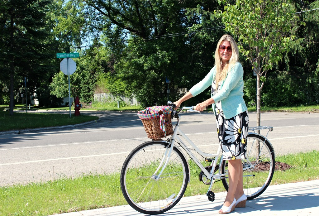 Biking for Fitness: A 40-something Woman's Journey